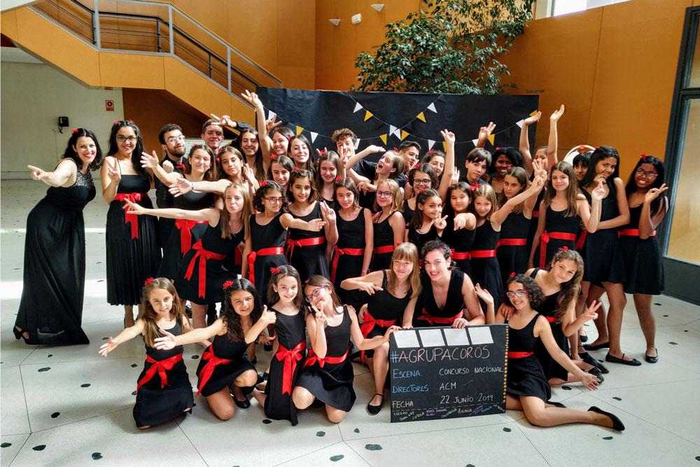 El Coro Sinan Kay gana el Primer Premio en el Concurso Nacional de Coros Infantiles ACM 2019